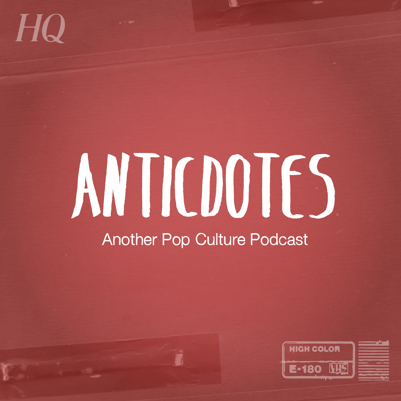 anticdotes: Another Pop Culture Podcast